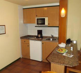 Schöne Küche Hotel Hacienda San Jorge