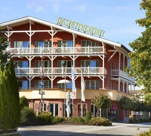 Außenansicht Sommer Das Hotel Eden