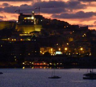 Altstadt von Eivissa Hotel Simbad