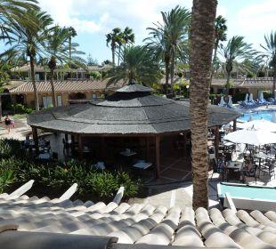 Ausbick im Hotel  Dunas Suites&Villas Resort