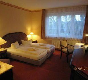 Doppelzimmer Kat.2 altGlowe Hotel Garni