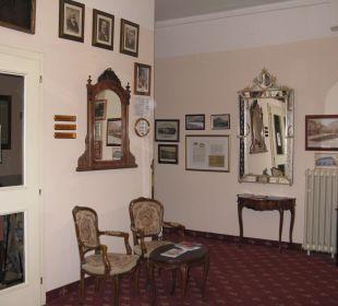 Corridoio interno Hotel Mosser