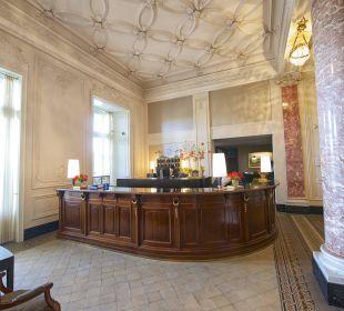 Empfang Hotel Schweizerhof Luzern
