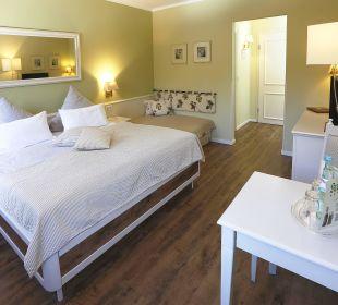 Komfort Zimmer Hotel Blesius Garten