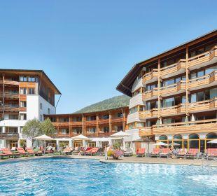 Pools für 365 Tage im Jahr  Hotel Die Post