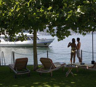 Außenansicht Romantik Seehotel Sonne