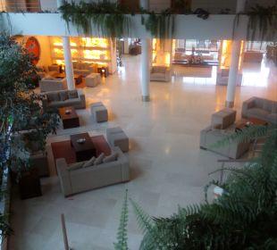 Lobby Caloura Hotel Resort