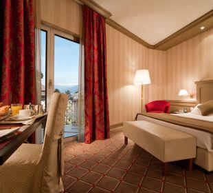 Camera doppia superior  Hotel De La Paix