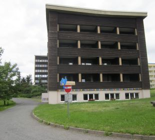 Von außen IFA Schöneck Hotel & Ferienpark