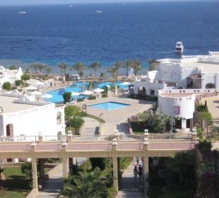 Widok na morze i basen Hotel Continental Plaza Beach