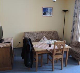 Wohnzimmer Gasthof Schwabenhof