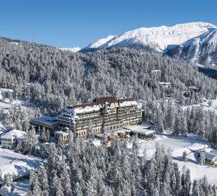 Winter Hotel Suvretta House