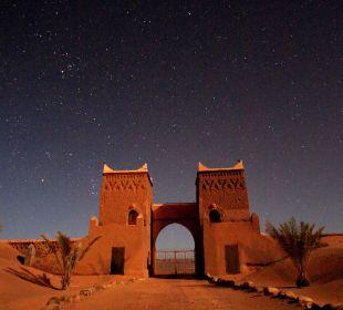 Views by night Stargazing Hotel SaharaSky