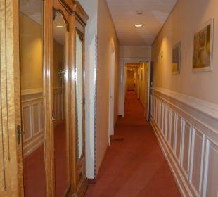 Flur Hotel Tiergarten Berlin