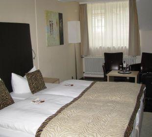 Zimmer Hotel Merkur