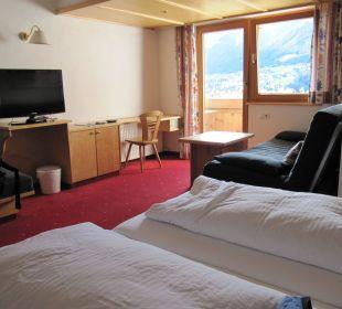 Unser  Zimmer  Hotel Bergkranz