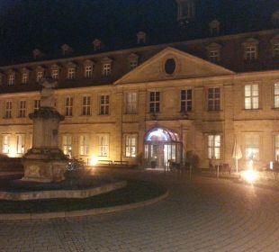 Schön beleuchtet Welcome Hotel Residenzschloss