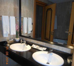 Doppelwaschbecken Hotel Boutique Villa VIK