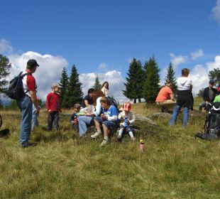 Wanderung Sportbauernhof Hochalmblick