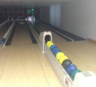 Bowling Bahn Thermenhotel Kurz