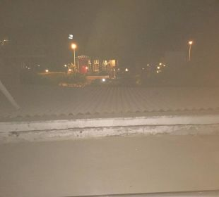 Blick aus dem Zimmer Linda Resort Hotel