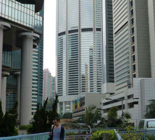 Conrad Hong Kong von Aussen Hotel Conrad Hong Kong