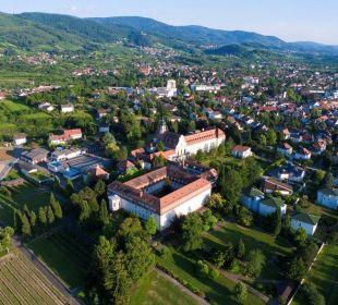 Kloster Maria Hilf aus der Vogelperspektive Kloster Maria Hilf