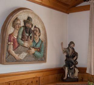Schafhirte in unserem Aufenthaltsraum Gästehaus Hotel Garni Zibert