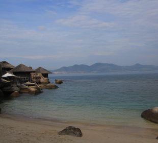 Hotelbucht Hotel Six Senses Ninh Van Bay