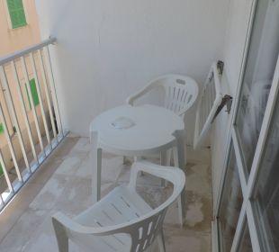 Balkon JS Hotel Sol de Can Picafort