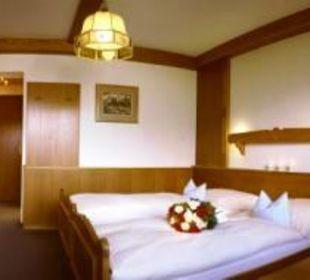 Wohnbeispiel Doppelzimmer Hotel Rustika