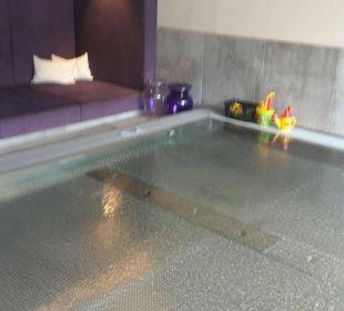 Kleinkinder PlitschPatsch Pool 2. OG Alpin Life Resort Lürzerhof