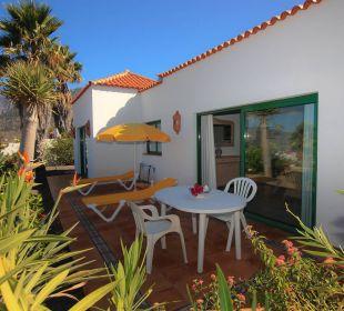 Villen von aussen Hotel La Palma Jardin