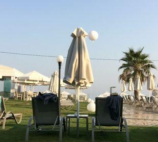 Gartenanlage Hotel Acharavi Beach