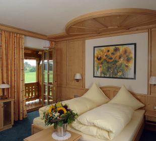 Zimmer mit Balkon Landhotel Hoisl-Bräu