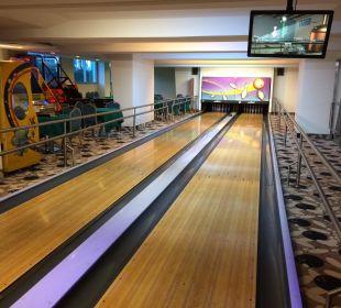 Bowling Hotel Concorde De Luxe Resort