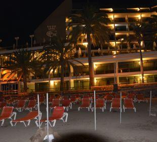 Hotel bei Nacht Hotel Dunas Don Gregory