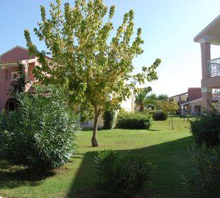 Gepflegte Parkanlage Mayor Capo Di Corfu