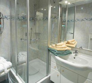 Zweites Badezimmer Ferienwohnung Landhaus Karoline Wohlfühl-Ferienwohnungen