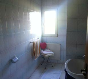 Kleines Bad/WC Hotel Ariell