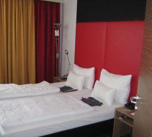 Doppelbett Senator Hotel