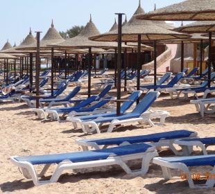 Plaża Cyrene Grand Hotel