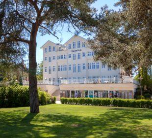 Außenansicht Haus Seeblick Hotel Garni & Ferienwohnungen