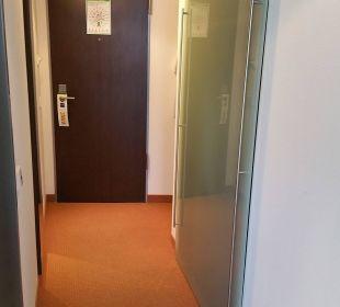 Flur Dorint Hotel An der Kongresshalle Augsburg