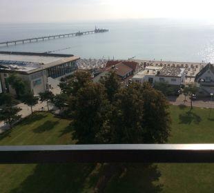 Ausblick Carat Golf & Sporthotel Residenz
