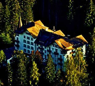 Vogelperspektive Sunstar Hotel Flims Sunstar Alpine Hotel Flims