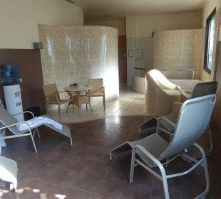 Sauna - Ruhebereich Hotel Luz Del Mar