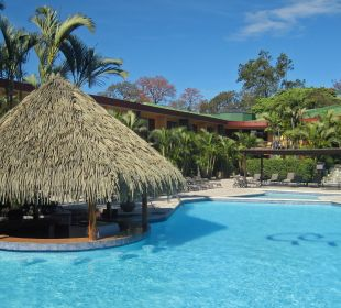 Pool im Hotel DoubleTree by Hilton Hotel Cariari San Jose - Costa Rica
