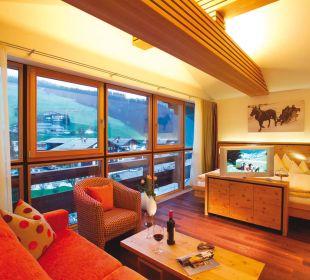 Junior Panorama Suite  Pfefferkorn's Hotel