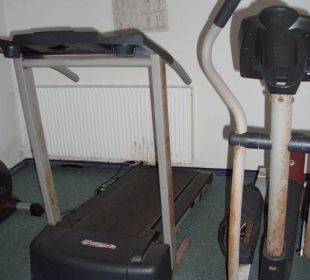 Fitnessraum Hotel Edelweiß